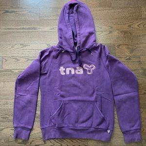 Purple TNA Sweater / Hoodie